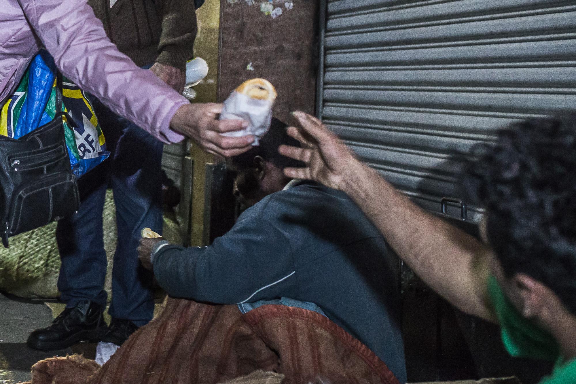 homeless, Sao Paulo